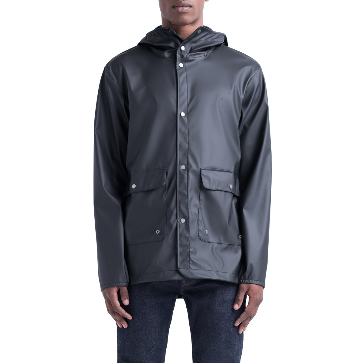 Forecast Black Parka