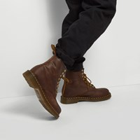 Men's 1460 Aztec Crazy Horse Brown Boot