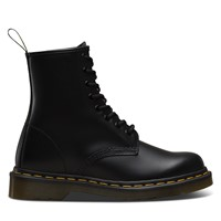 Men's 1460 Smooth Leather Boots in Black