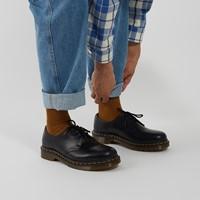 Chaussures 1461 en cuir noir pour hommes