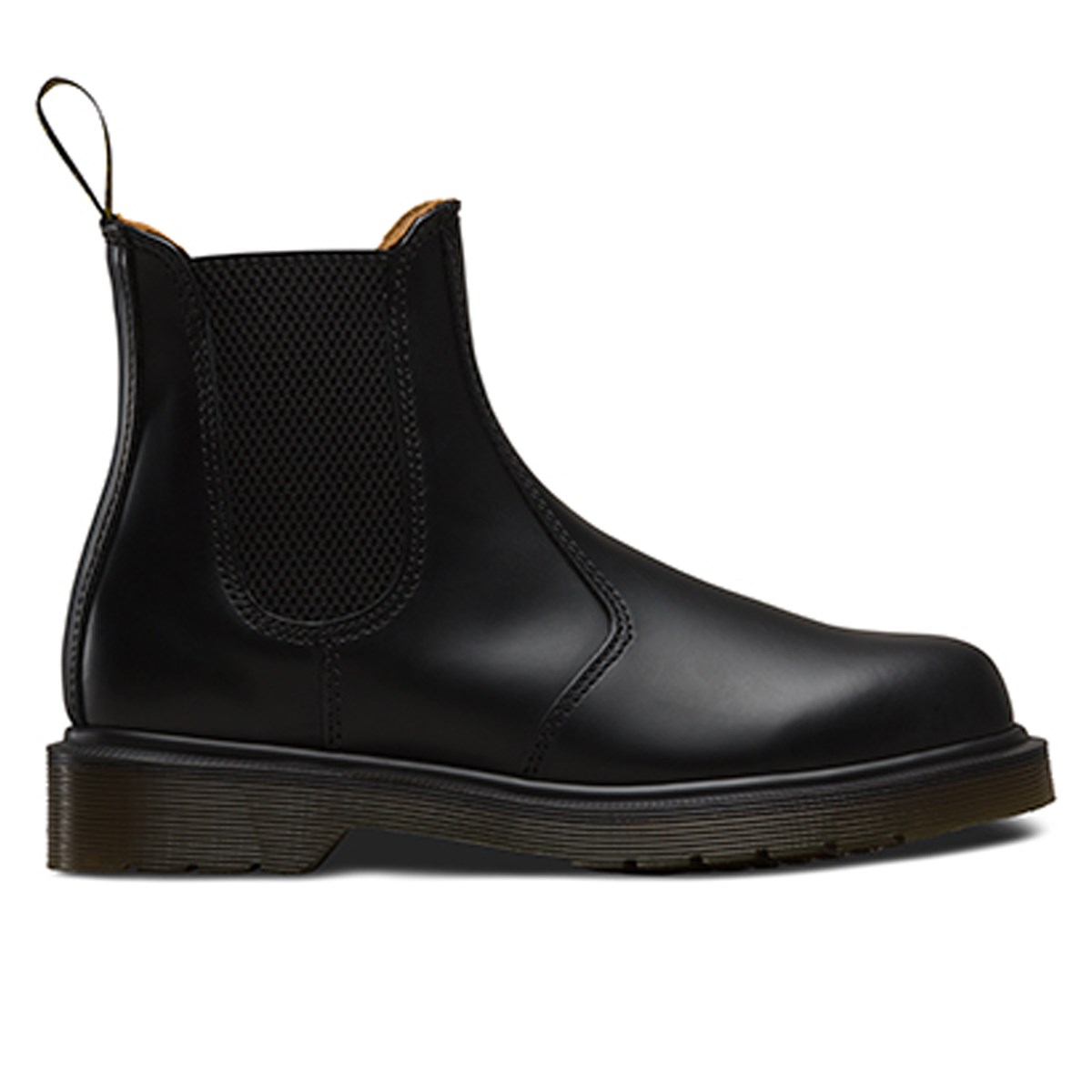 Men's 2976 Smooth Black Chelsea Boots