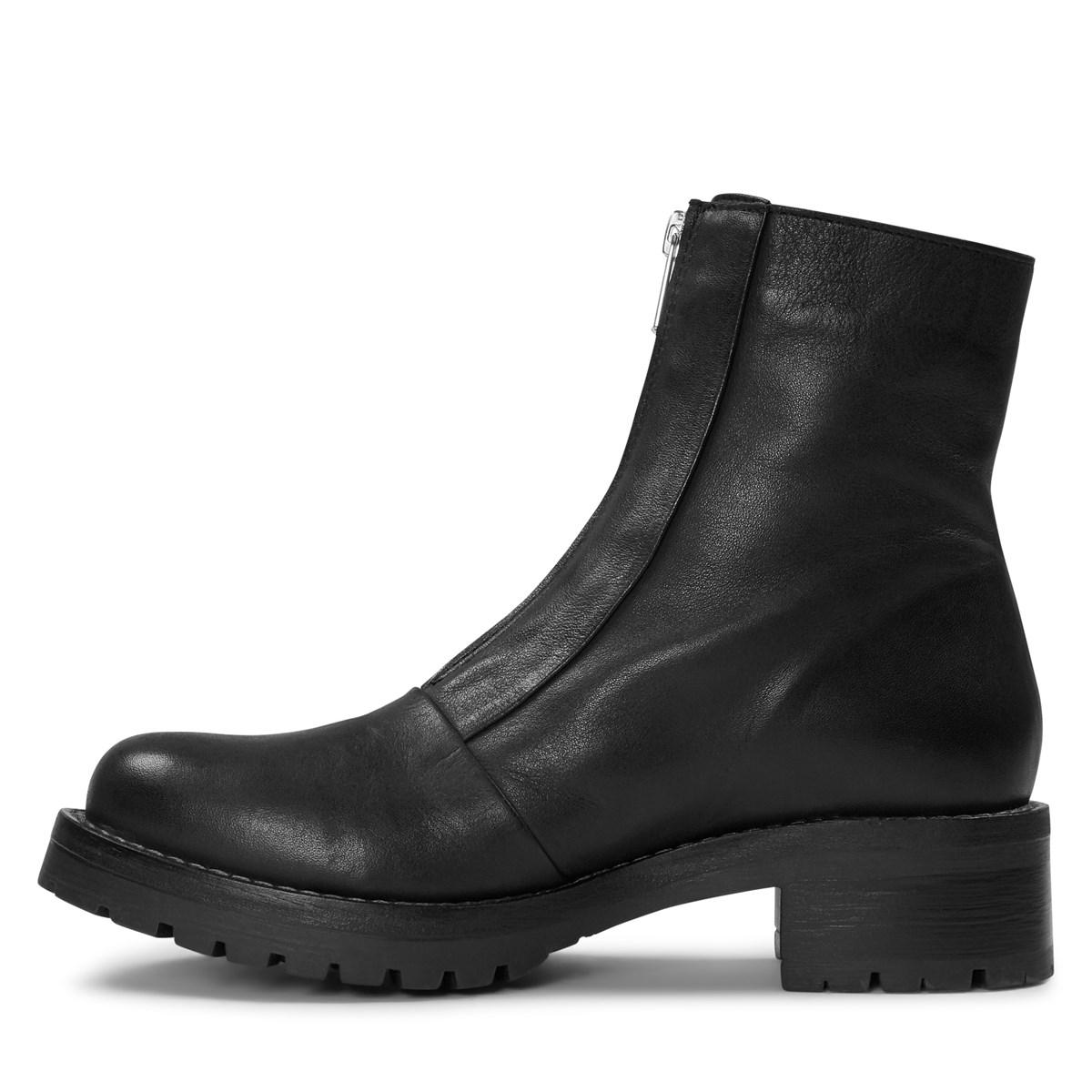 fa389bdd0cf36 Women's Anna Vintage Black Boots