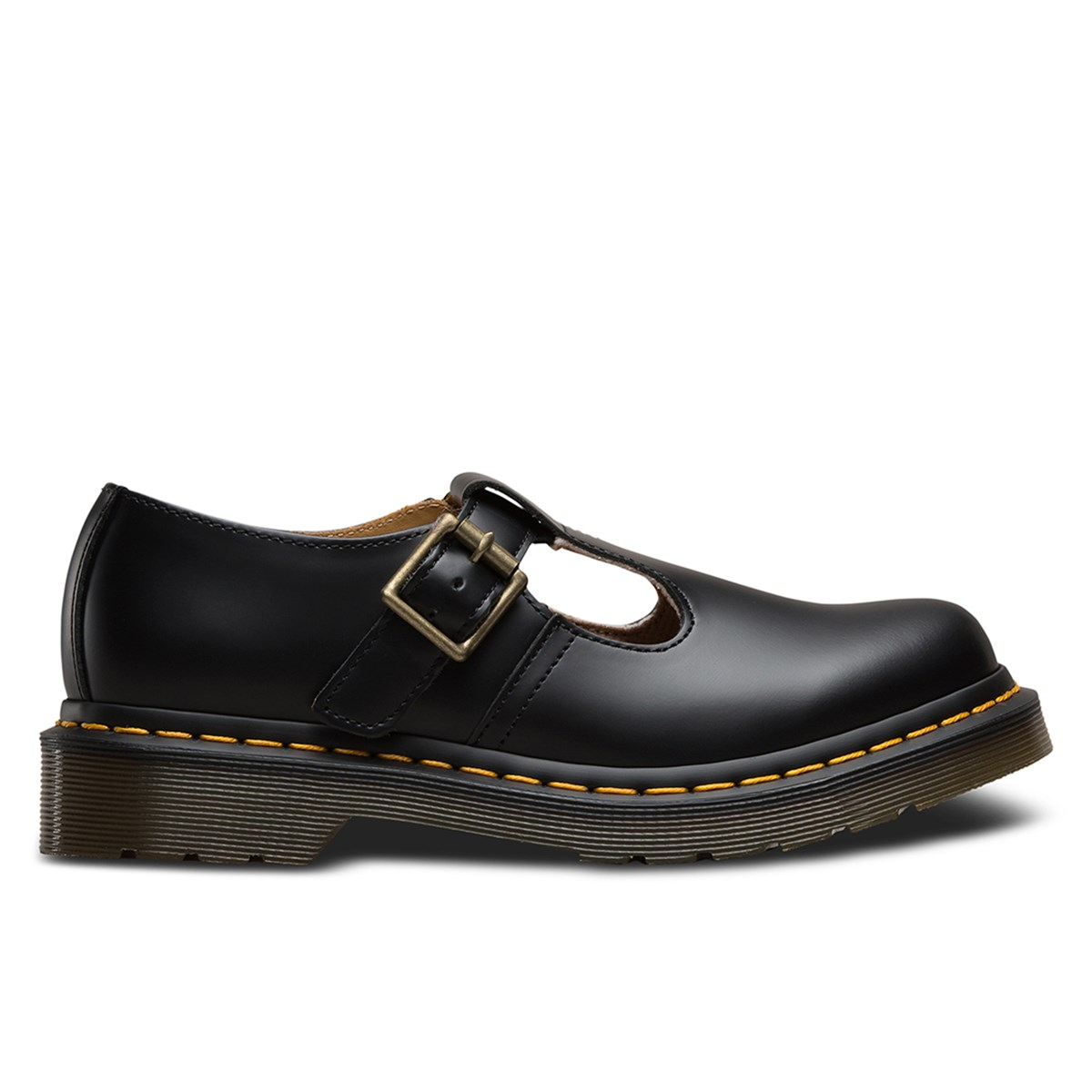 Women's Icons Polley Black Shoes