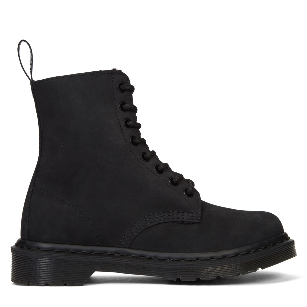 Women's Pascal Cascade Split Black Boot