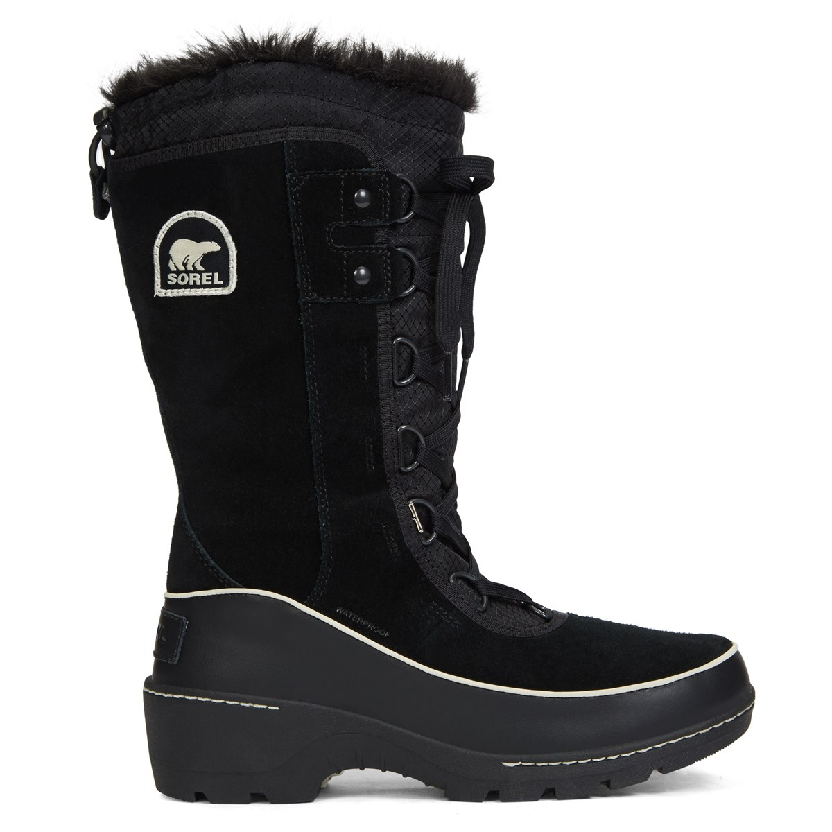 Women's Tivoli III High Boots in Black