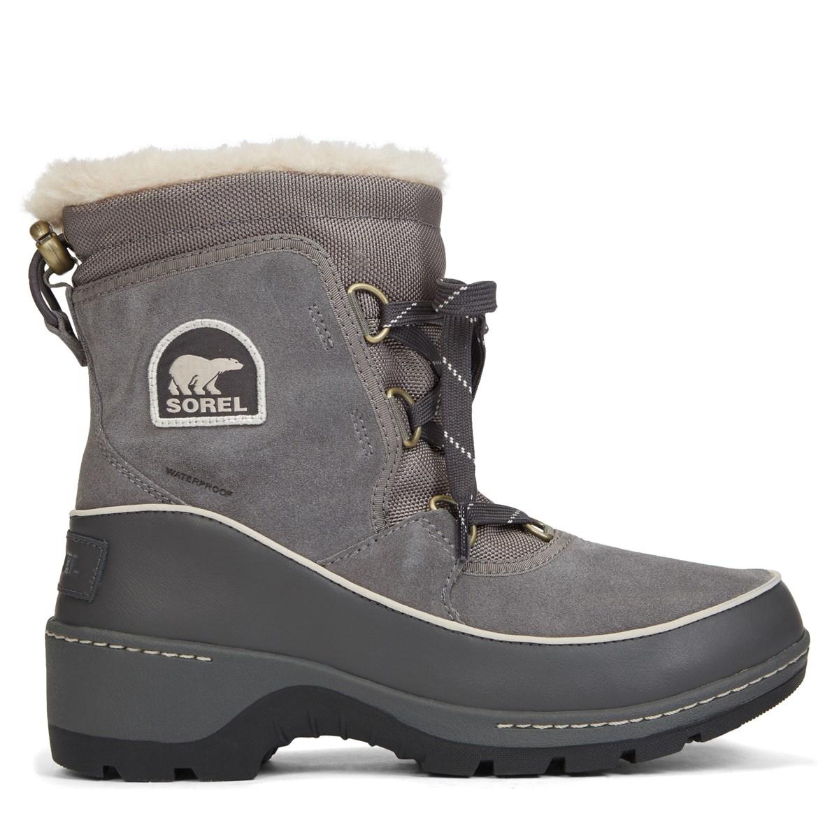 Women's Tivoli III Grey Boot