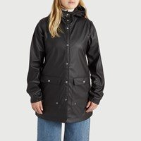 Women's Forecast Parka in Black