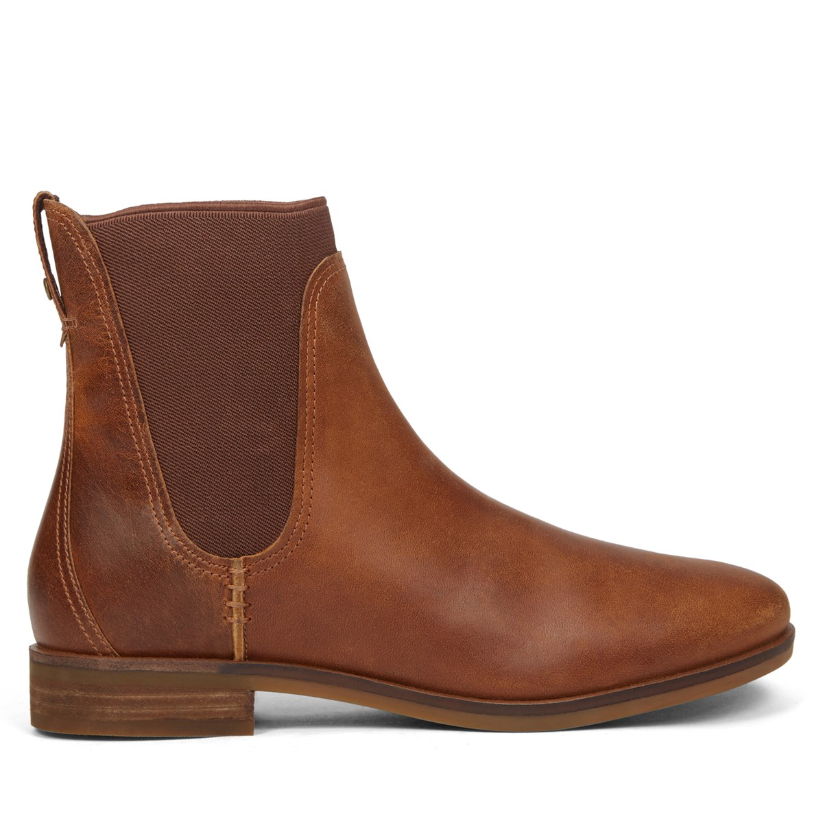 Women's Somers Fall Brown Chelsea Boots