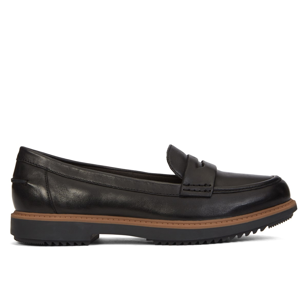 55f24486466 Women s Raisie Eletta Black Loafers. Previous. default view  ALT1  ALT2