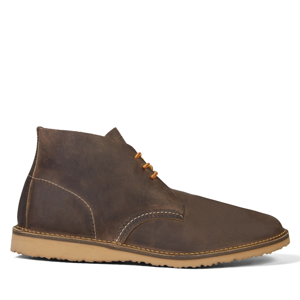 Men's Weekender Brown Chukka Boot
