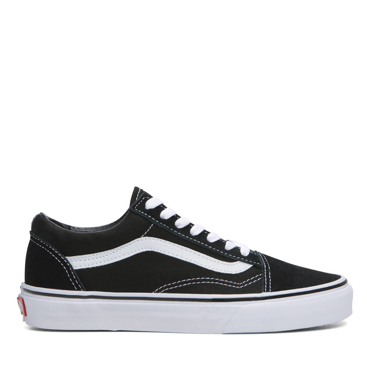c4cf9346b0 Old Skool Black   White Sneaker. Previous. default view ...