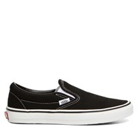 Classic Black Slip-On