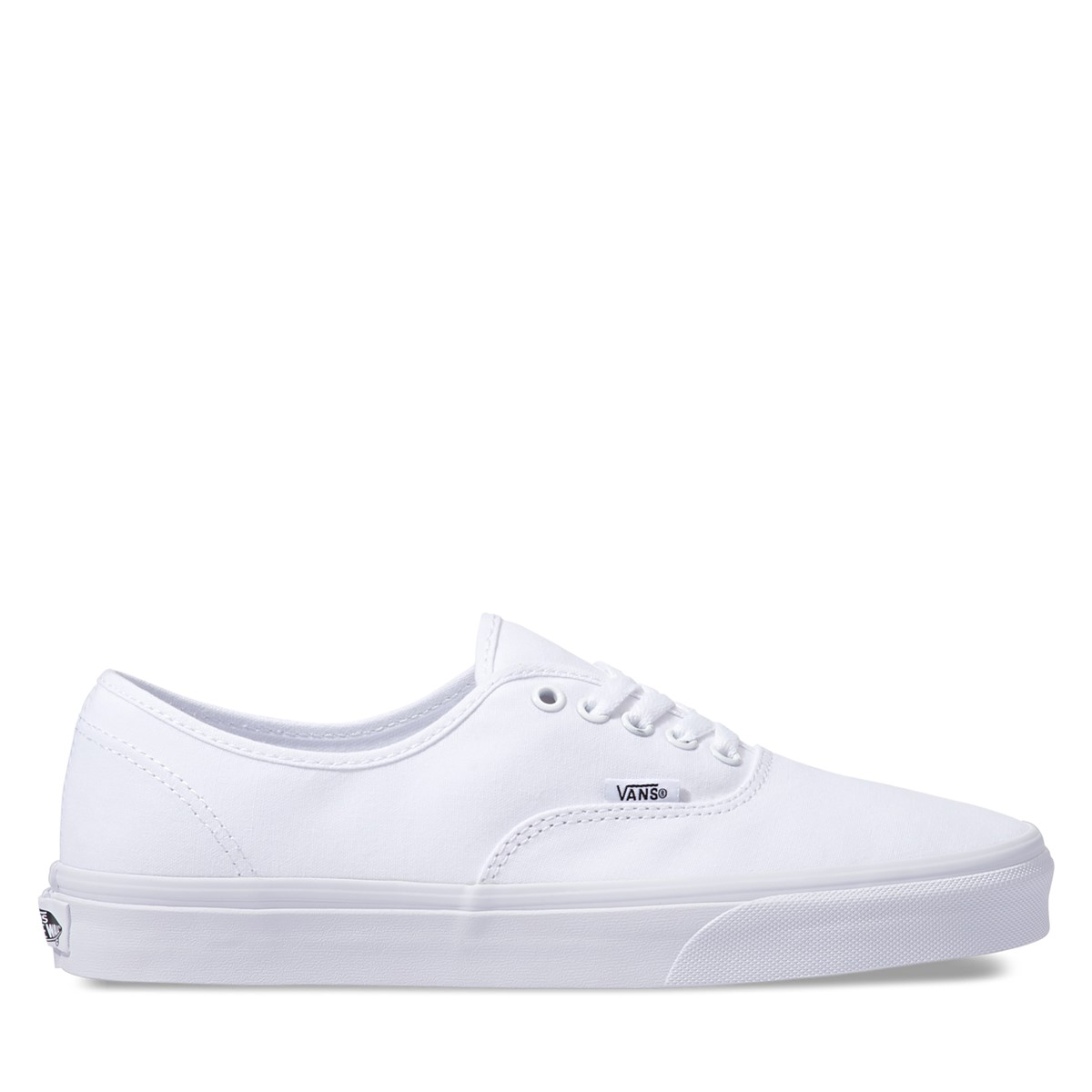 Authentic Sneakers in White