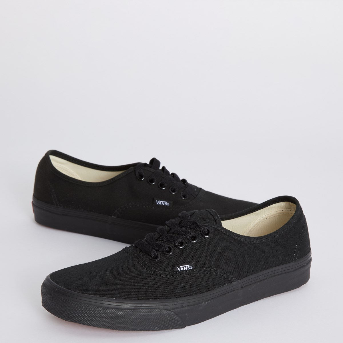 Authentic Sneakers in Black