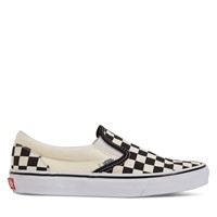 Classic Checkerboard Slip-Ons