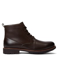 Men's Leon Brown Soft Action Leather Boot