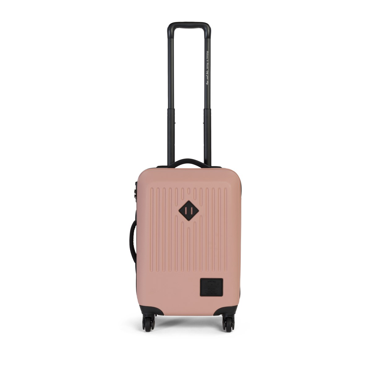 Trade Small Ash Rose Carry On Luggage