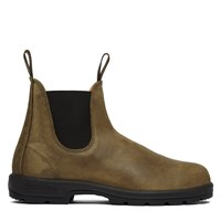 Women's Leather Lined Olive Boot