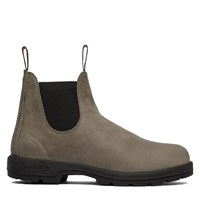 1469 Leather Lined Chelsea Boots in Grey