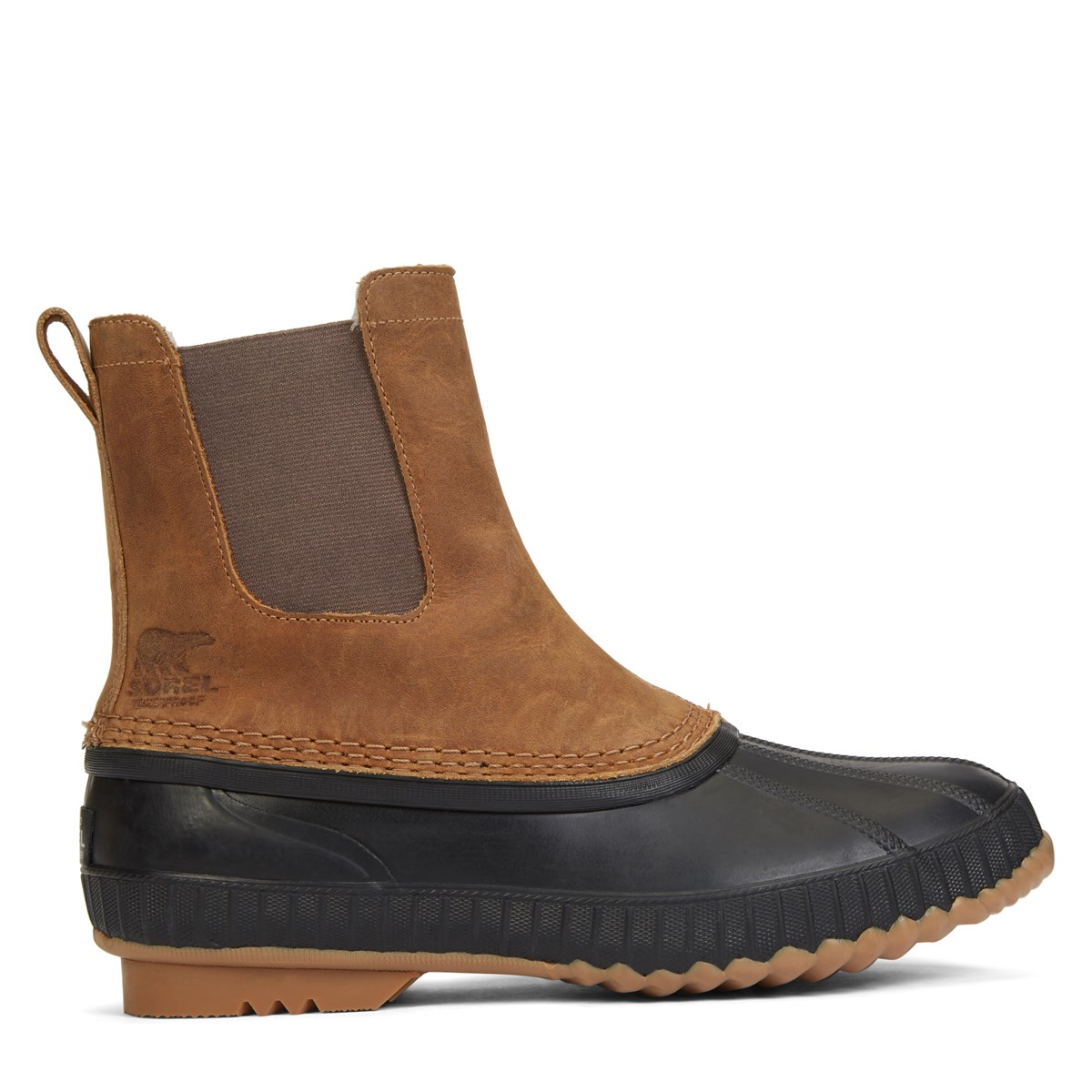 Men's Cheyanne II Elk Black Chelsea Boot