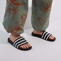 Sandales Adilette noires
