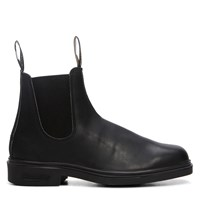 068 Dress Chelsea Boots in Black