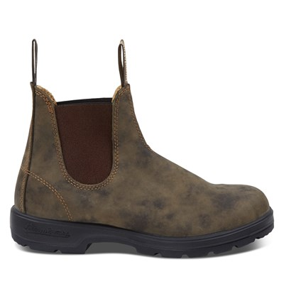 a33d6deab914 585 Leather Lined Chelsea Boots in Brown
