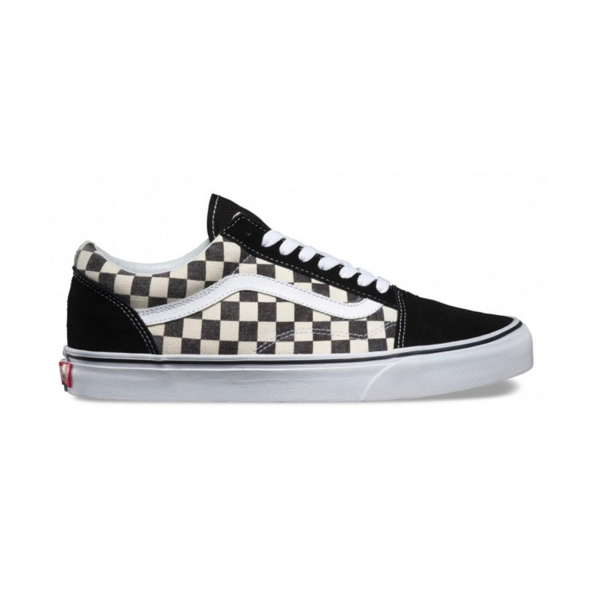 vans damier old skool