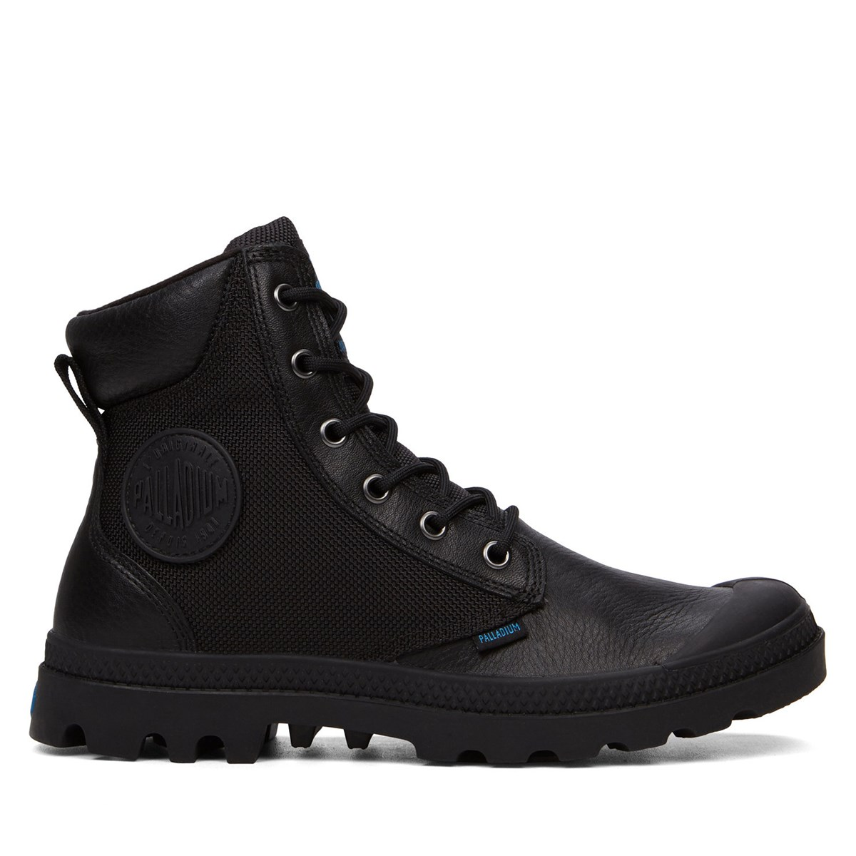 Pampa Sport Cuff WPN Boots in Black