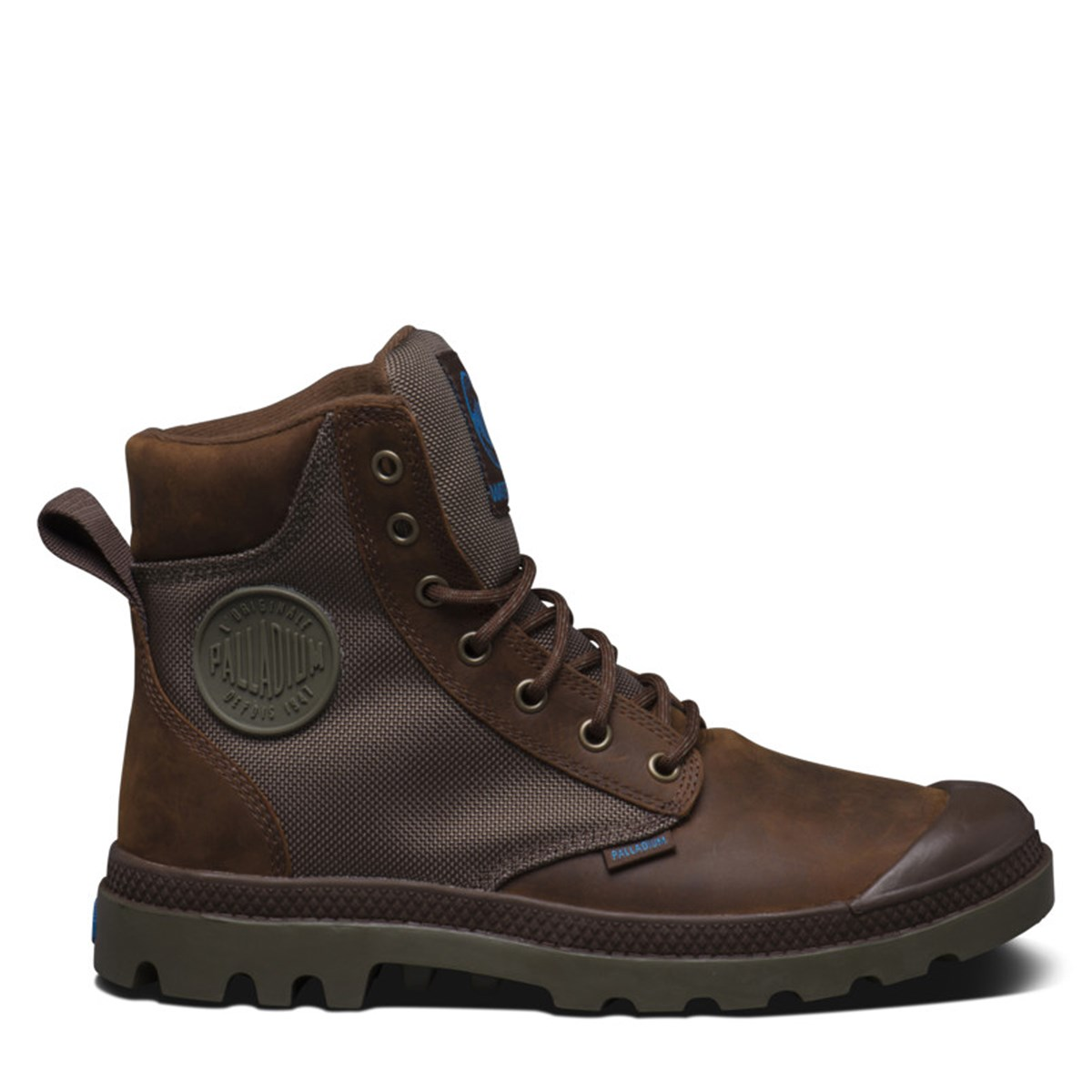 Pampa Sport Cuff WPN Boots in Brown