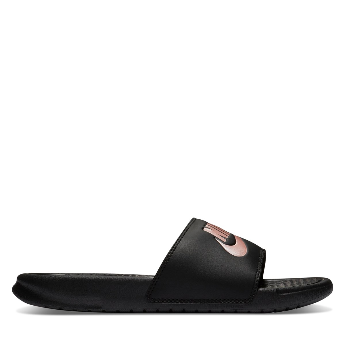9cecc31f40a2 Women s Nike Benassi JDI Slide in Black