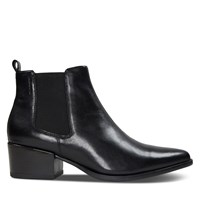 Women's Marja Ankle Boots in Black