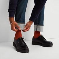 Chaussures 1461 Mono noires pour hommes