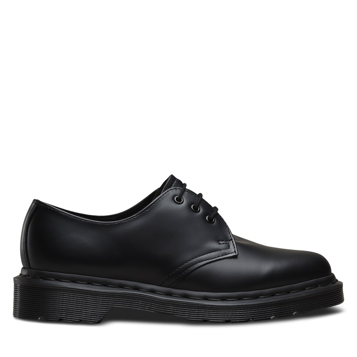 Men's 1461 Mono Shoes in Black