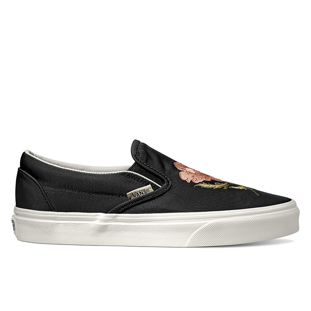 Women's Classic California Black Slip-On
