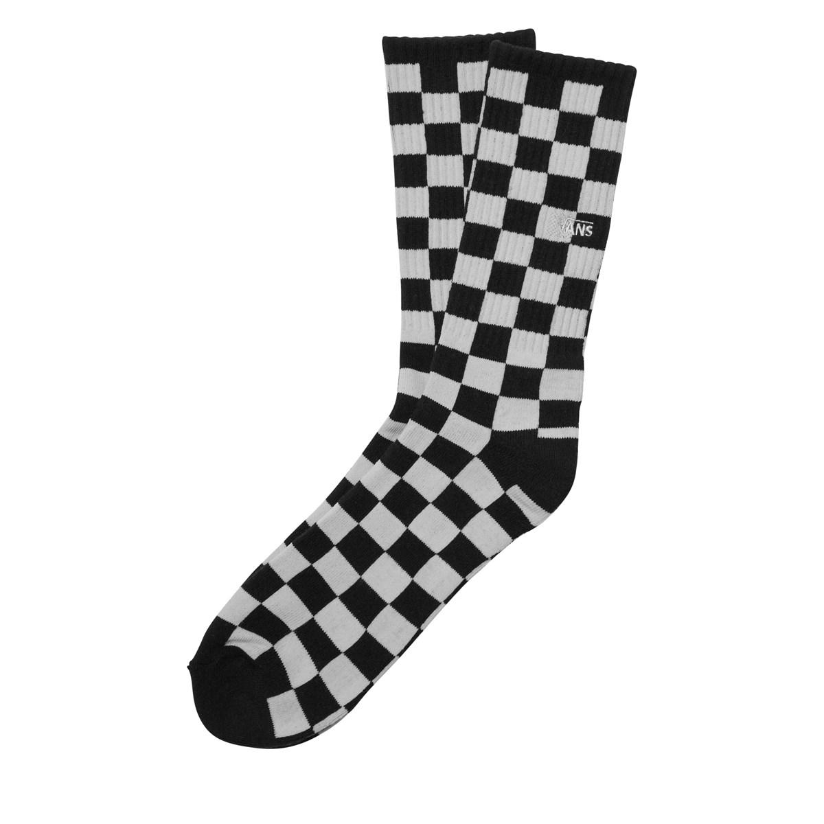 Men's Cherckerboard Crew II Socks