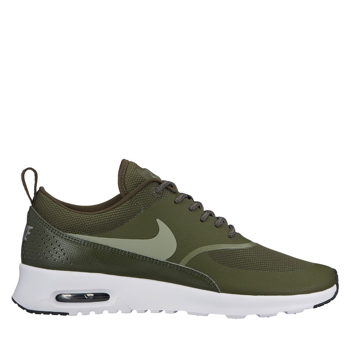 026a3fc91fbc ... good womens air max thea green sneaker cbbb7 df92c