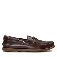 Men's Authentic Original 2-Eye Amaretto Boat Shoe