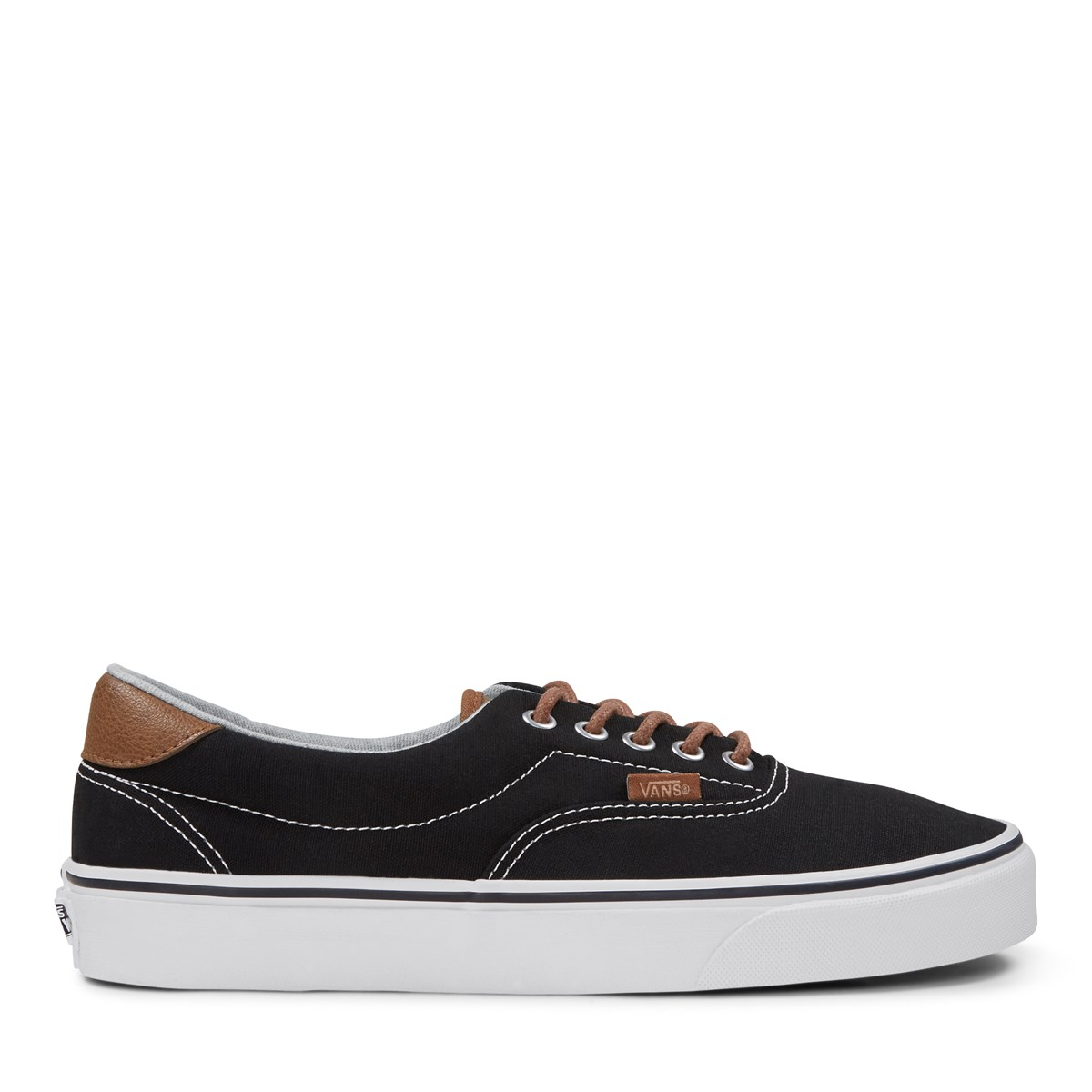 Men's C&L Era 59 Sneakers in Black
