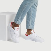 Men's Stan Smith Sneakers in Red