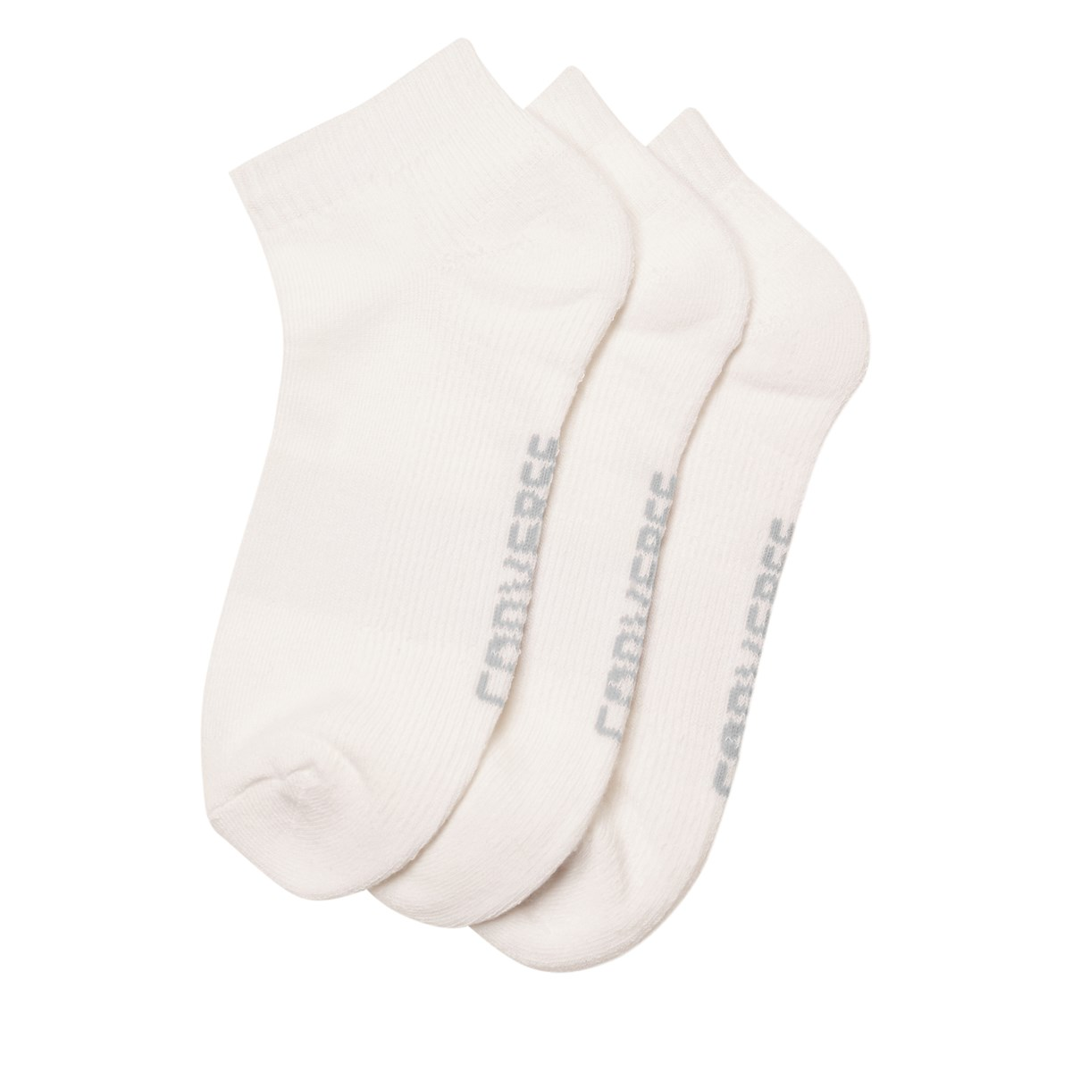 Women's 3-Pack White Socks