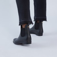 Women's Tinsley Boots in Matte Black