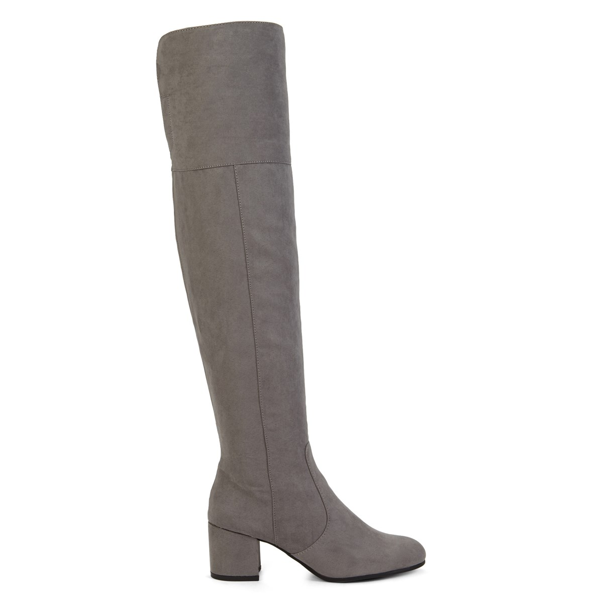 Women's Vivica Grey Tall Boot