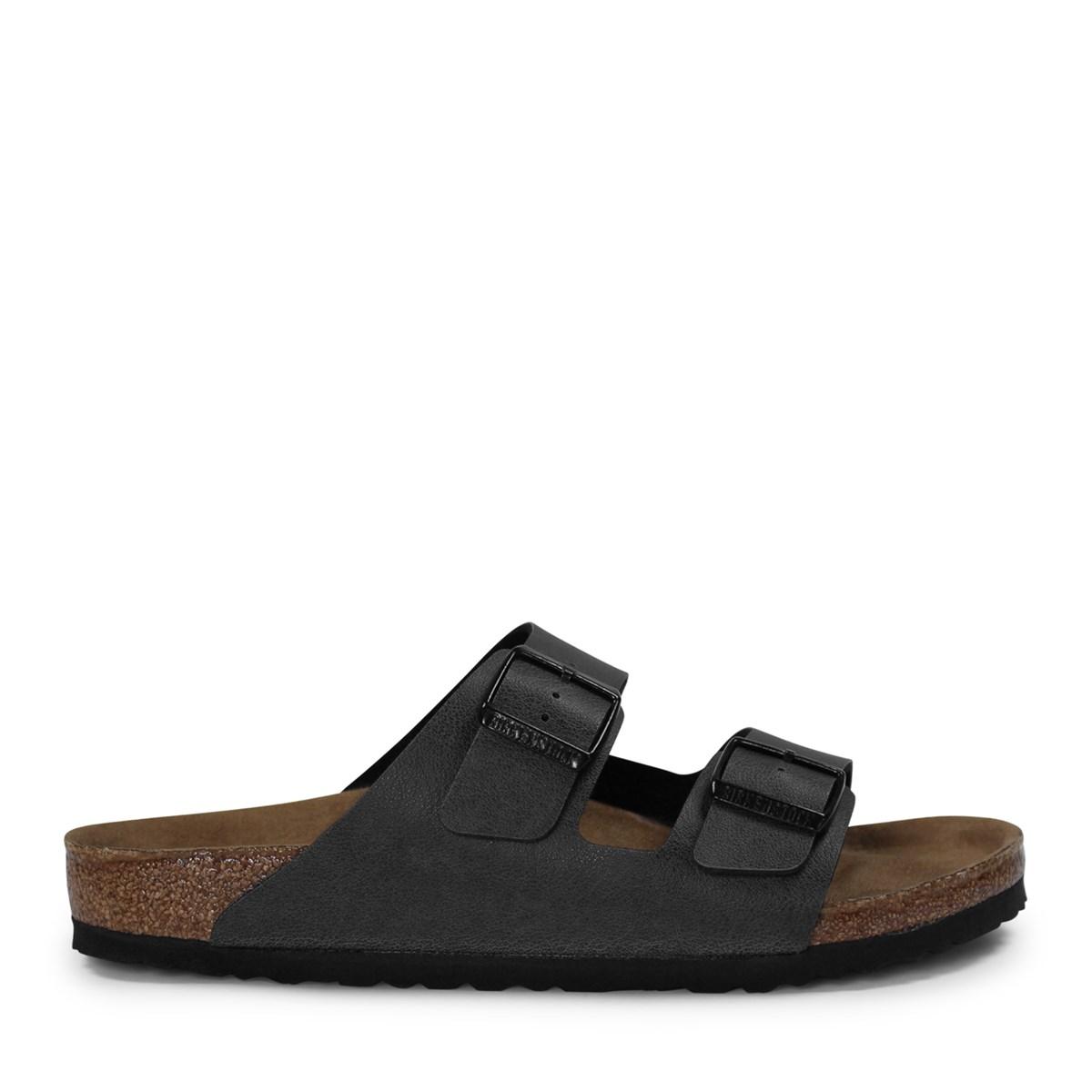 Sandales Véganes Arizona grises pour hommes