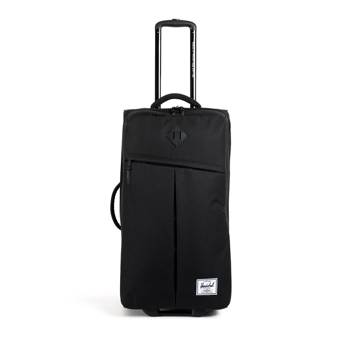 Parcel Black Luggage