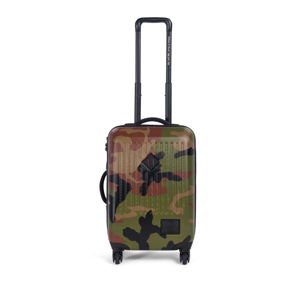 Trade Small Camo Carry-On Luggage