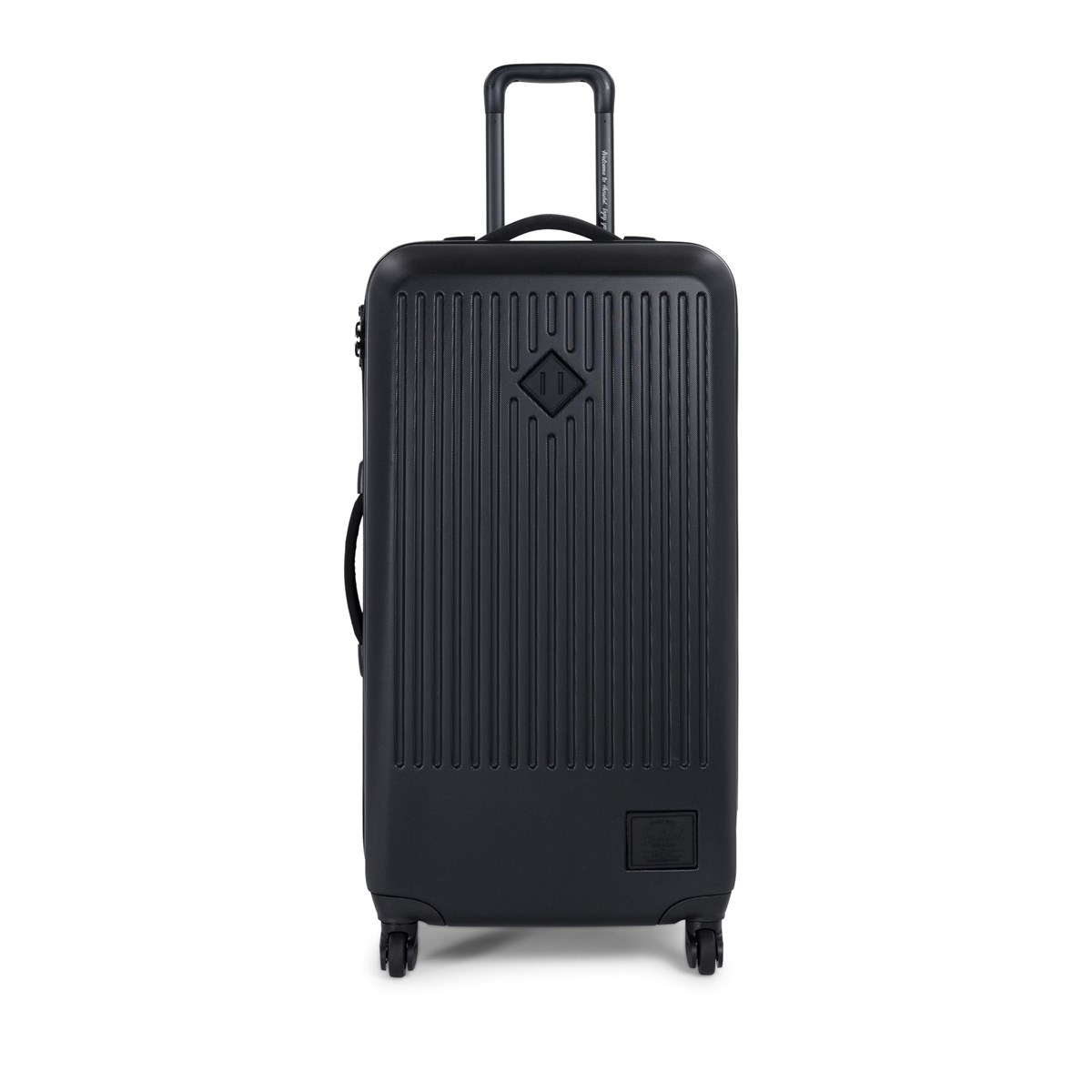 Trade Large Black Luggage
