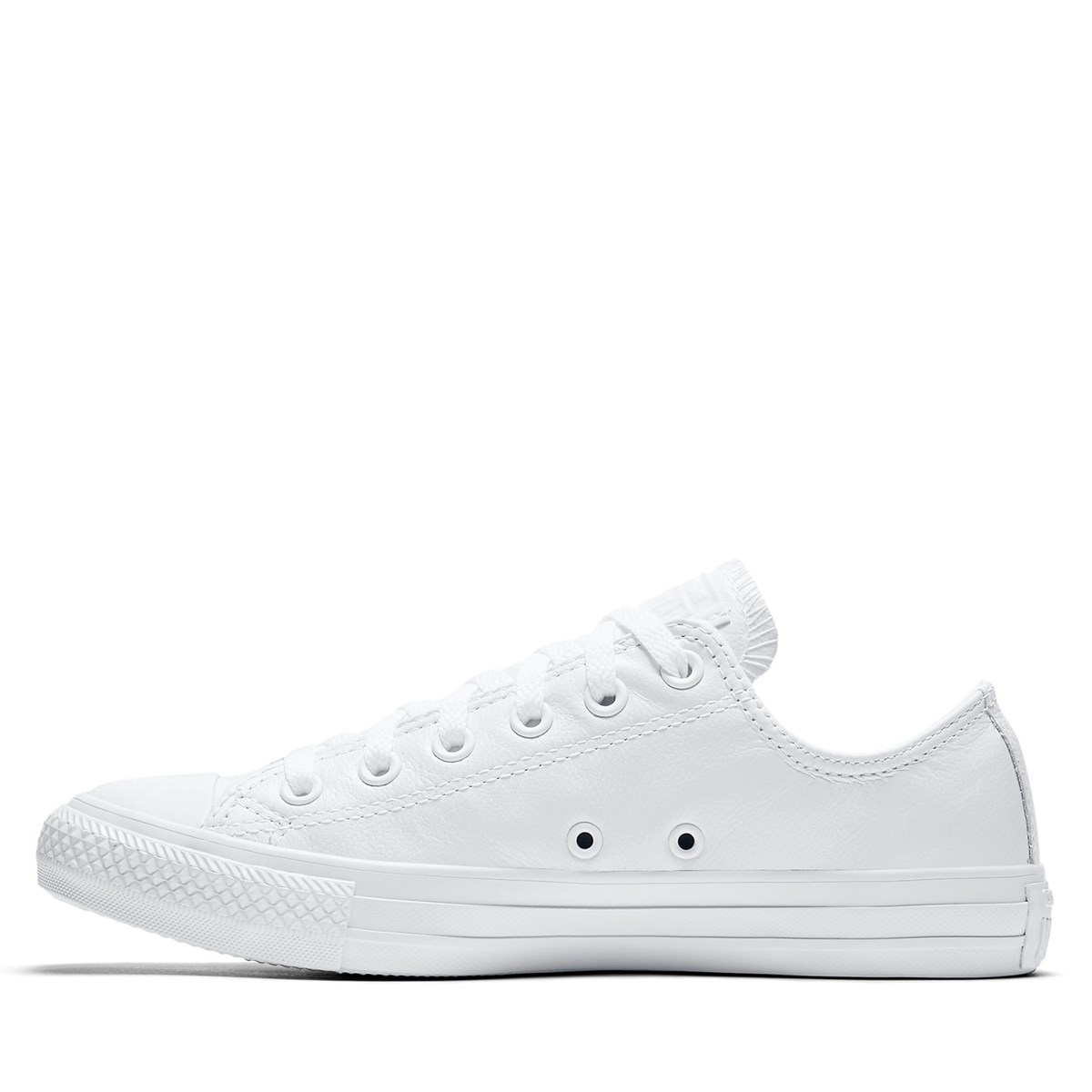 Chuck Taylor All Star Mono Leather Low Top Sneaker. Previous. default view  · ALT1 · ALT2 37bcda4e4