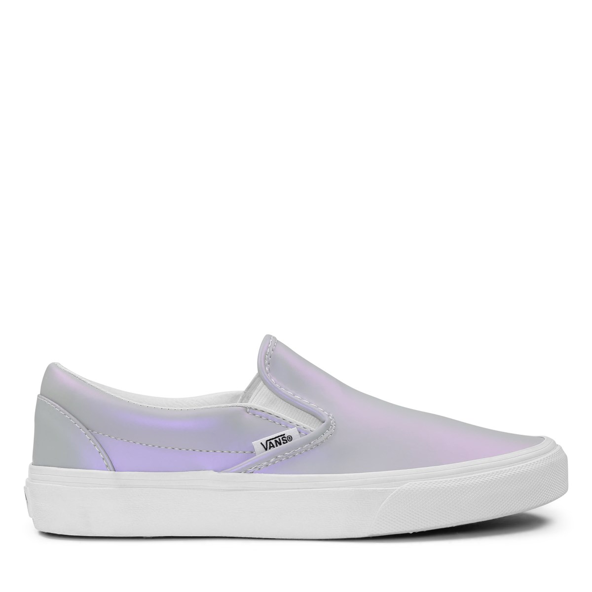 Women's Classic Metallic Slip-On
