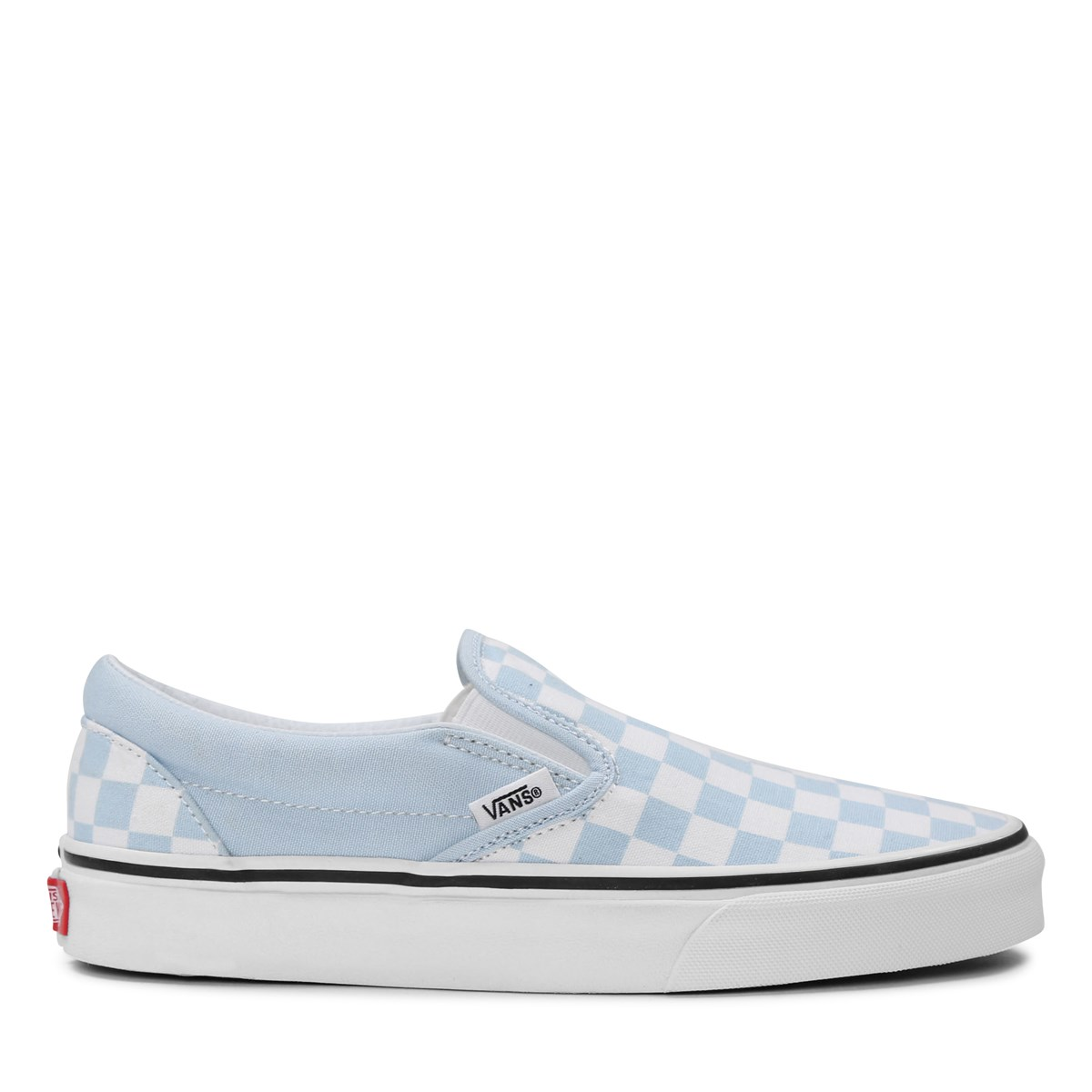 56a29afdbc9 Women s Classic Checkerboard Slip-On in Baby Blue